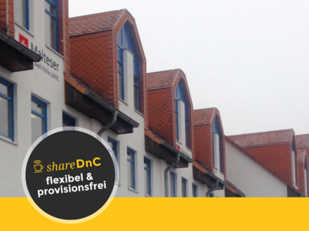 600qm Büroetage in schönem Geschäftshaus in Buckau - All-in-Miete