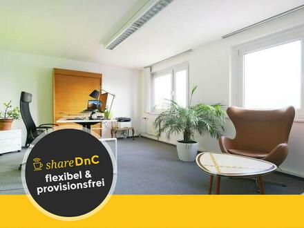 Möbiliertes Büro mit 6 kleinen Räumen in Friedrichsha - All-in-Miete