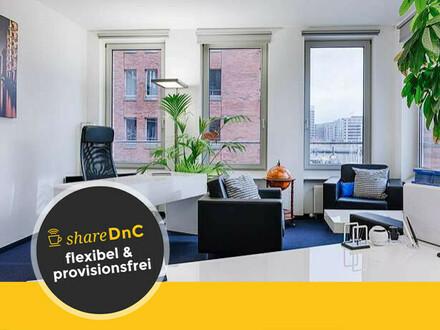 Großzügige und günstige Büroraume im Vespucci-Haus - All-in-Miete