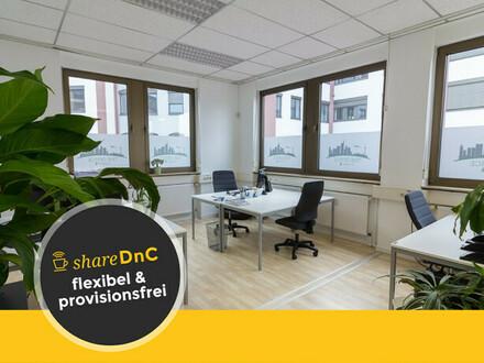 Freie Arbeitsplätze in modern eingerichtetem Büro - All-in-Miete