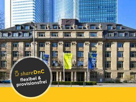 Flexible Büros in historischer Villa direkt im Finanzviertel - All-in-Miete