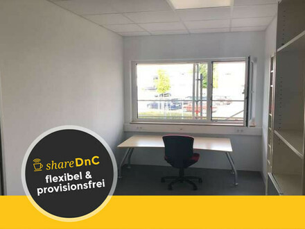 Komplett möblierte Büroräume und Arbeitsplätze in Holzneubau - All-in-Miete