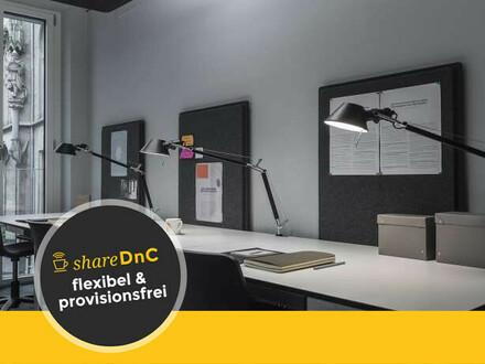 Flexible Büroräume und Arbeitsplätze im exklusiven Coworking-Space - All-in-Miete