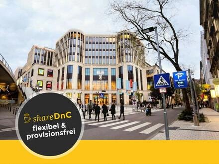 Modern gestaltete Büroräume und Arbeitsplätze im Herzen Stuttgarts - All-in-Miete