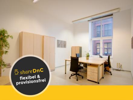 Top ausgestattete Büroräume im beliebten Schanzenviertel in Köln - All-in-Miete