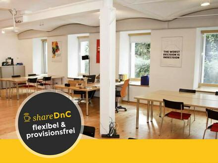 Schöne Büro- und Coworking- Räume im Neubau - All-in-Miete