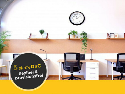 offene Arbeitsplätze in wunderschön designtem Office - All-in-Miete