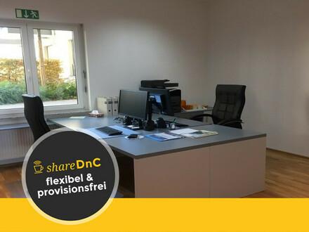 Schöner heller Büroraum in Bürogemeinschaft im Europaviertel - All-in-Miete