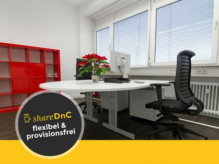 Full Service Büroräume und Arbeitsplätze im Frankfurter Ostend - All-in-Miete