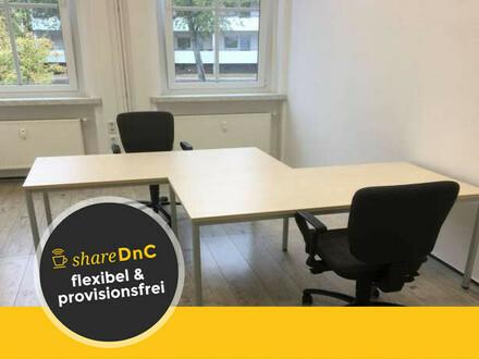 Arbeitsplätze un Büroräume mit Konferenzraum und Büroservice - All-in-Miete