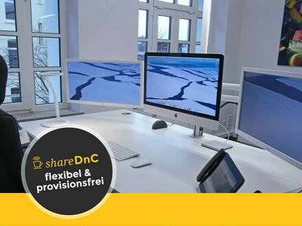 Hervorragend ausgestattete Büros oder Arbeitsplätze inklusive Technik und Meetingraum im Rund-um-...