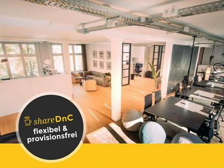 Räume und Coworking-Plätze im kreativen Herzen von Ottensen - All-in-Miete