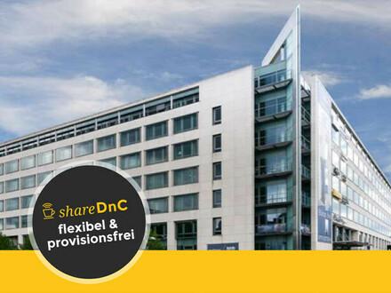 Moderne flexible Büros und Coworking Plätze in Stuttgart - All-in-Miete