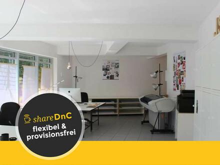 Freier Büroplatz im französischen Viertel - All-in-Miete