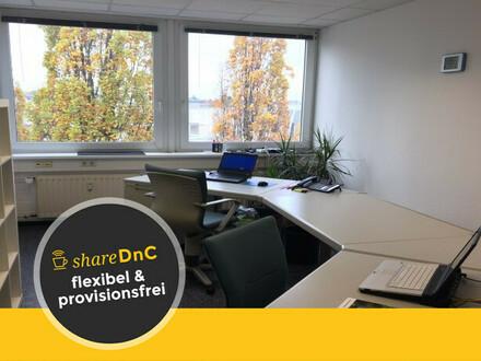 Professionell ausgestatteter Büroraum im Gewerbegebiet Kaninsberg mieten - All-in-Miete