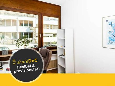 3 möblierte Büroräume inklusive Bürodientsleistungen in Degerloch - All-in-Miete