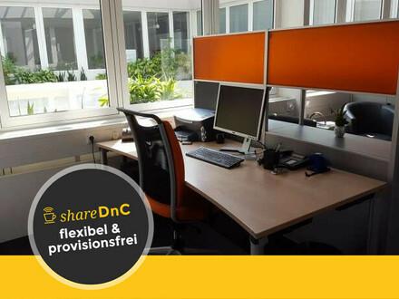 Helle und freundliche Schreibtischplätze in Bürogemeinschaft in Sülz - All-in-Miete