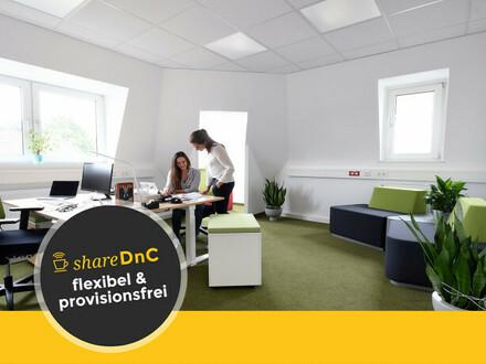 Büroraum in produktiver Arbeitsumgebung mieten - All-in-Miete