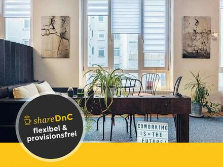 Freie Schreibtischplätze und Büros in Winterhuder Coworking Space - All-in-Miete