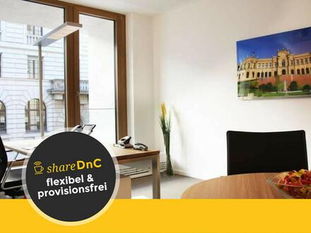 Exklusive und hochwerwertige Büros im Theresienhof - All-in-Miete