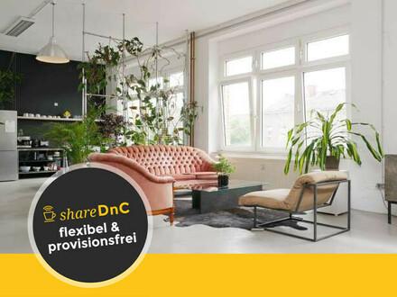 Lichtdurchflutetes Studio bietet Coworking-Space in Neukölln - All-in-Miete