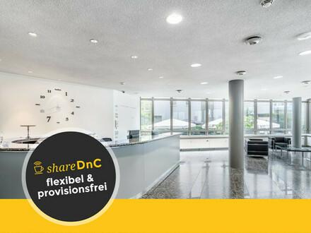 Moderne Büros im Frankfurter Finanzdistrikt - All-in-Miete