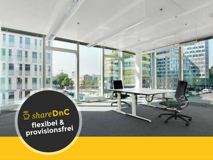 Büroräume in modernem Coworking in Berlin Kreuzberg - All-in-Miete