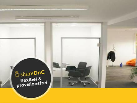Arbeitsplätze mit Open Office Konzept im Herzen Stuttgarts - All-in-Miete