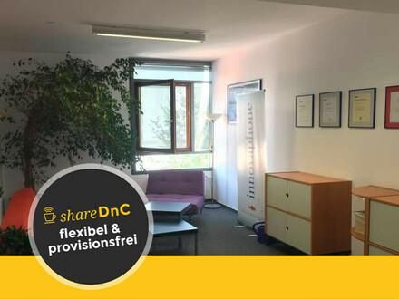 Schöner Büroraum direkt am Volkspark in zentraler Lage - All-in-Miete