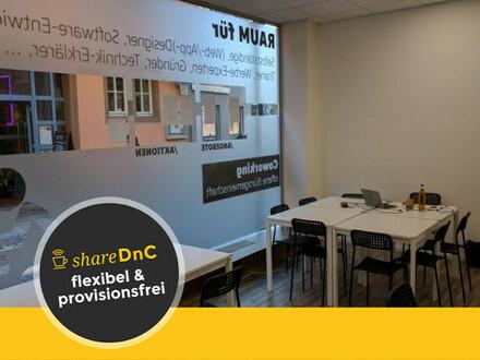 Zentrale Arbeitsplätze in Co-working Space in Aschaffenburg mieten - All-in-Miete