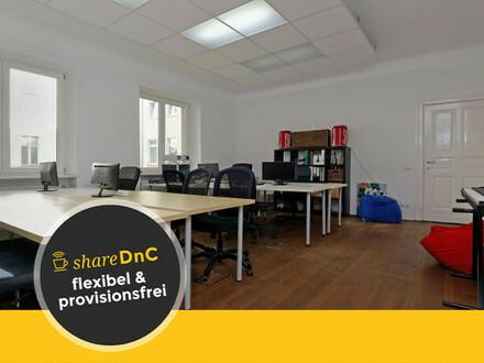 Arbeitsplätze in Startup Büro am Rosenthaler Platz - All-in-Miete