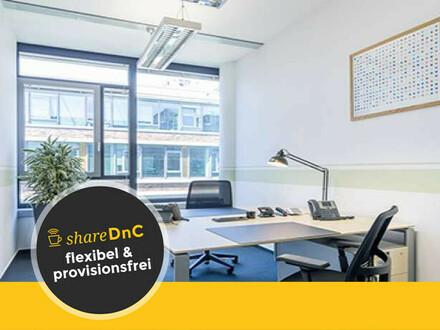 Flexible Räume und Co-Working im beliebten Ostend - All-in-Miete