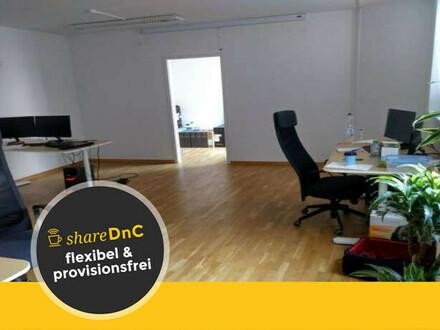 Helle und freundliche Bürofläche in Frankfurter Stadtzentrum - All-in-Miete