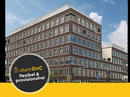 Hochwertige und flexible Büroräume im Geschäftsviertel von Deutz - All-in-Miete