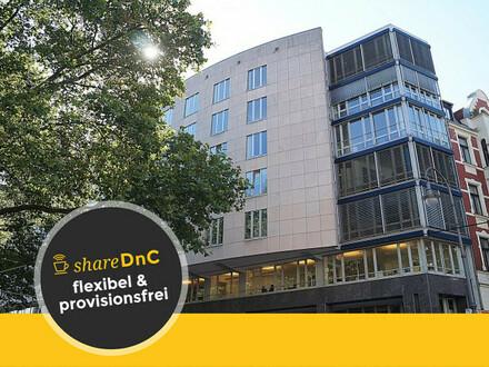 Moderne, helle und sehr repräsentative Büroräume am Rudolfplatz - All-in-Miete