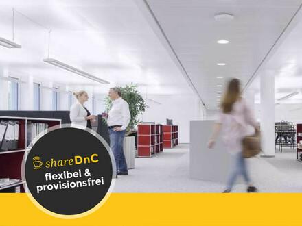 Flexible Arbeitsplätze in exklusiver Infrastruktur - All-in-Miete