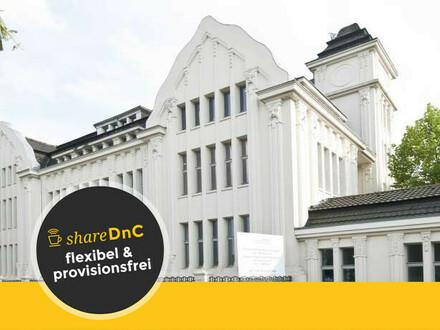 Schöne Büroräume in einem historischen Gebäude - All-in-Miete