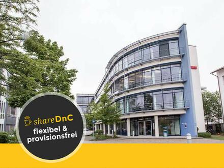 Schöne Büroräume in Business Komplex mit Dachterrasse - All-in-Miete