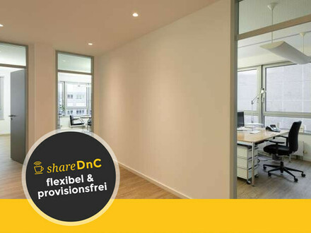 Freie Büroräume in verkehrsgünstiger Lage - All-in-Miete
