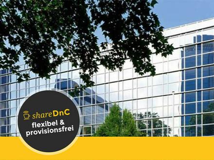 Flexible Büros und CoWorking im Westend an der Messe Frankfurt - All-in-Miete