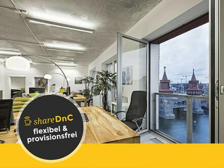 Komplett ausgestattete Büroeinheit in Berlin Kreuzberg - All-in-Miete
