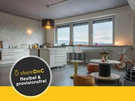 Arbeitsplätze in kreativer Atmosphäre in Esslingen am Neckar - All-in-Miete