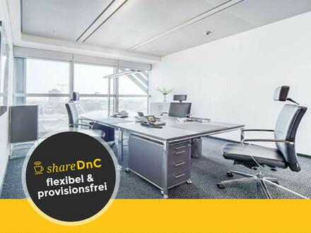 Flexible Büros, Co-Working und Konferenzräume im Hauptbahnhof - All-in-Miete