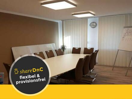 Möblierte Büroräume in freundlicher Bürogemeinschaft - All-in-Miete