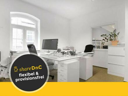 Büroräume und Arbeitsplätze in ruhiger Lage in Charlottenburg - All-in-Miete