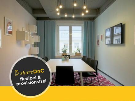 Flexibel buchbare Arbeitsplätze und Büros in sehr guter und repräsentativer Lage - All-in-Miete