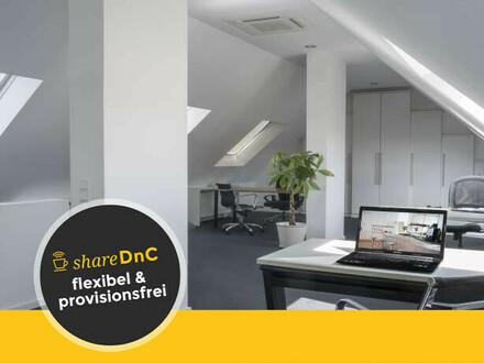 Büroräume die zur Größe Ihres Unternehmens passen - All-in-Miete