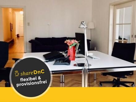 Voll ausgestattete Arbeitsplätze und ein Büroraum in Elmshorn nähe Hamburg - All-in-Miete