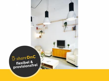 Arbeitsplätze und Meetingräume in kreativer Atmosphäre in Friedrichshain - All-in-Miete