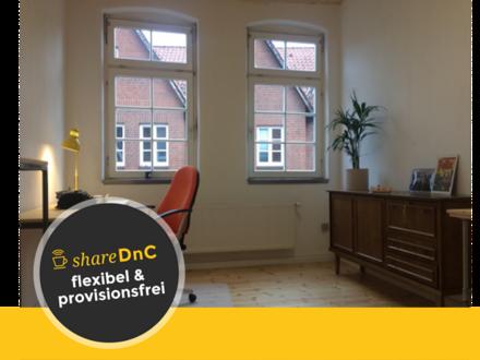 Wunderschöne Büroräume in frisch saniertem Altbau in Hitzacker - All-in-Miete